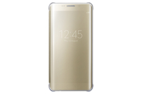 Samsung Clear View Cover Custodia a libro Oro