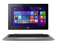 "Acer Aspire Switch 11 V SW5-173-614T 0.8GHz M-5Y10c 11.6"" 1920 x 1080Pixel Touch screen Nero, Argento Ibrido (2 in 1)"