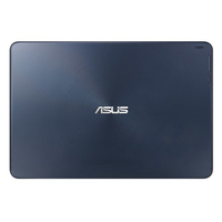 "ASUS Transformer Book T300FA-FE002H 0.8GHz M-5Y10 12.5"" 1366 x 768Pixel Touch screen Blu, Argento Ibrido (2 in 1) notebook/portatile"