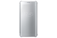 Samsung Clear View Cover Custodia a libro Argento