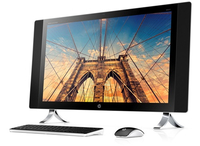 "HP ENVY 24-n000nf 2.2GHz i5-6400T 23.8"" 2560 x 1440Pixel Touch screen Bianco PC All-in-one"