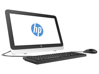 "HP 22-3105nf 1.9GHz i5-4460T 21.5"" 1920 x 1080Pixel Nero, Argento PC All-in-one"