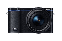 Samsung NX 3300 + 16-50 Power Zoom MILC 20.3MP CMOS 5472 x 3648Pixel Nero