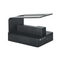 "Techly Docking Station USB 3.0 Slot per 1 HDD SATA 2.5""/3.5"" (I-CASE SATA-TST41)"