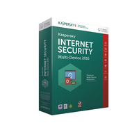 Kaspersky Lab Internet Security Multi-Device 2016 Base license 1utente(i) 1anno/i Francese