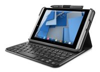 HP Pro 8 Travel Keyboard Pin Pogo QWERTY US International Nero tastiera per dispositivo mobile