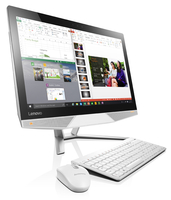 "Lenovo IdeaCentre 700-24ISH 2.7GHz i5-6400 23.8"" 1920 x 1080Pixel Nero, Bianco PC All-in-one"