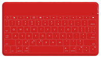 Logitech Keys-To-Go Bluetooth QWERTY Italiano Rosso tastiera per dispositivo mobile