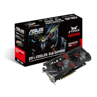 ASUS STRIX-R9380-DC2OC-4GD5-GAMING Radeon R9 380 4GB GDDR5