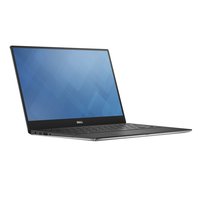 "DELL XPS 13 2.3GHz i5-5300U 13.3"" 3200 x 1800Pixel Touch screen Nero, Argento Computer portatile"