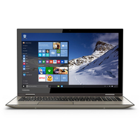 "Toshiba Satellite Radius 15 P55W-C5200X 2.2GHz i5-5200U 15.6"" 1920 x 1080Pixel Touch screen Grigio Ibrido (2 in 1)"
