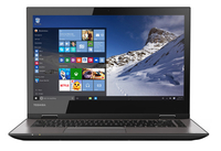 "Toshiba Satellite Radius 14 E45W-C4200X 2.1GHz i3-5015U 14"" 1366 x 768Pixel Touch screen Nero Ibrido (2 in 1)"