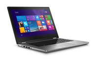 "DELL Inspiron 7352 2.2GHz i5-5200U 13.3"" 1920 x 1080Pixel Touch screen Nero, Argento Ibrido (2 in 1)"