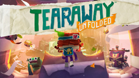Sony Tearaway Unfolded PS4 Basic PlayStation 4 Tedesca videogioco