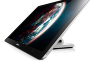 "Lenovo IdeaCentre A540 2.7GHz i5-5257U 23.8"" 1920 x 1080Pixel Touch screen Argento PC All-in-one"