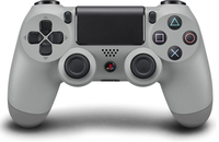 Sony DualShock 4 - 20th Anniversary Edition Gamepad PlayStation 4 Grigio