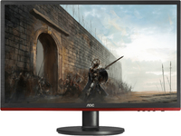 "MONITOR LED 24"" GAMING G2460VQ6 AOC 1MS 75HZ MULTIMEDIALE HDMI/DP/VGA"
