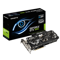 Gigabyte GV-N980OC-4GD GeForce GTX 980 4GB GDDR5