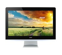 "Acer Aspire Z3-710 2.5GHz G1840T 23.8"" 1920 x 1080Pixel Nero, Argento PC All-in-one"