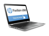 "HP Pavilion x360 13-s100na 2.3GHz i5-6200U 13.3"" 1366 x 768Pixel Touch screen Argento Ibrido (2 in 1)"