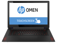 "HP OMEN 15-5110nr 2.6GHz i7-4720HQ 15.6"" 1920 x 1080Pixel Touch screen Nero Computer portatile"