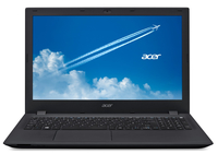 "Acer TravelMate P257-MG-53N0 2.2GHz i5-5200U 15.6"" 1366 x 768Pixel Nero Computer portatile"