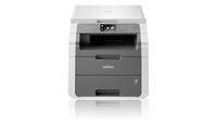 Brother DCP-9015CDW 2400 x 600DPI LED A4 18ppm Wi-Fi Nero, Grigio multifunzione