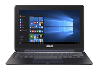 "ASUS Transformer Book Flip TP200SA-FV0108TS 1.6GHz N3050 11.6"" 1366 x 768Pixel Touch screen Nero, Blu Ibrido (2 in 1)"