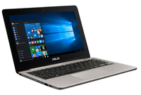 "ASUS Transformer Book Flip TP200SA-FV0110TS 1.6GHz N3050 11.6"" 1366 x 768Pixel Touch screen Nero, Argento Ibrido (2 in 1)"