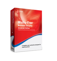 Trend Micro Worry-Free Business Security Advanced Full license 5utente(i) 1anno/i Multilingua