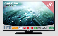 "Salora 40LED9132CS 40"" HD Nero LED TV"