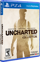 Sony UNCHARTED: The Nathan Drake Collection PS4 Basic PlayStation 4 Tedesca videogioco