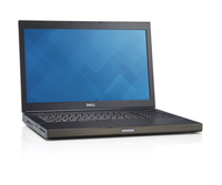 "DELL Precision M6800 2.5GHz i7-4710MQ 17.3"" 1920 x 1080Pixel Nero, Marrone Workstation mobile"