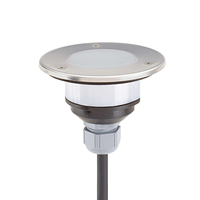 Philips AmazonLED Interno Surfaced lighting spot 0.4W Metallico