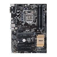 ASUS B150-PLUS D3 Intel B150 LGA 1151 (Socket H4) ATX scheda madre