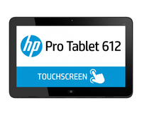 "HP Pro x2 612 G1 1.6GHz i5-4302Y 12.5"" 1920 x 1080Pixel Touch screen Argento Ibrido (2 in 1)"