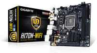 Gigabyte GA-H170N-WIFI (rev. 1.0) Intel H170 LGA 1151 (Socket H4) Mini ITX scheda madre