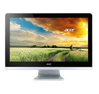 "Acer Aspire ZC-700 1.6GHz N3700 19.5"" 1920 x 1080Pixel Nero PC All-in-one"