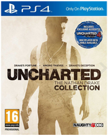 Sony Uncharted: The Nathan Drake Collection Collezione PlayStation 4 videogioco