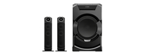 Sony MHC-GT5D Mini set 2400W Nero set audio da casa