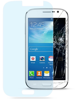 Cellularline Second Glass - Galaxy Grand Neo Plus/Grand Neo Vetro temperato trasparente e resistente Trasparente
