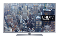 "Samsung EU40JU6410 40"" 4K Ultra HD Compatibilità 3D Smart TV Wi-Fi Argento LED TV"
