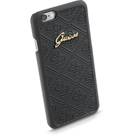 "Cellularline Guess 4.7"" Cover Nero"