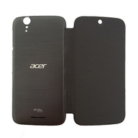 Acer Liquid Z630 Flip Cover Grey Custodia a libro Grigio