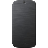 Acer Liquid Z530 Flip Cover Grey Custodia a libro Grigio