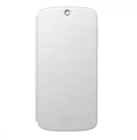 Acer Liquid Z530 Flip Cover White Custodia a libro Bianco