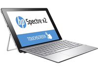 "HP Spectre x2 12-a000ns 1.2GHz m7-6Y75 12"" 1920 x 1080Pixel Touch screen Argento Ibrido (2 in 1)"