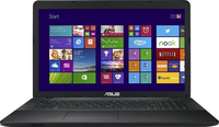 "ASUS F751MA-TY235T 1.83GHz N2940 17.3"" 1366 x 768Pixel Nero Computer portatile"