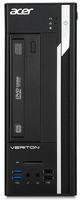 Acer Veriton VX2632G 3.6GHz i3-4160 SFF Nero PC
