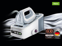Braun IS 5055 2400W 1.4L Bianco steam ironing stations
